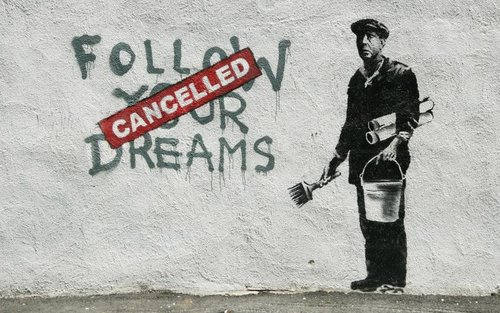 Yet another Banksy identity reveal – could it be a founder of