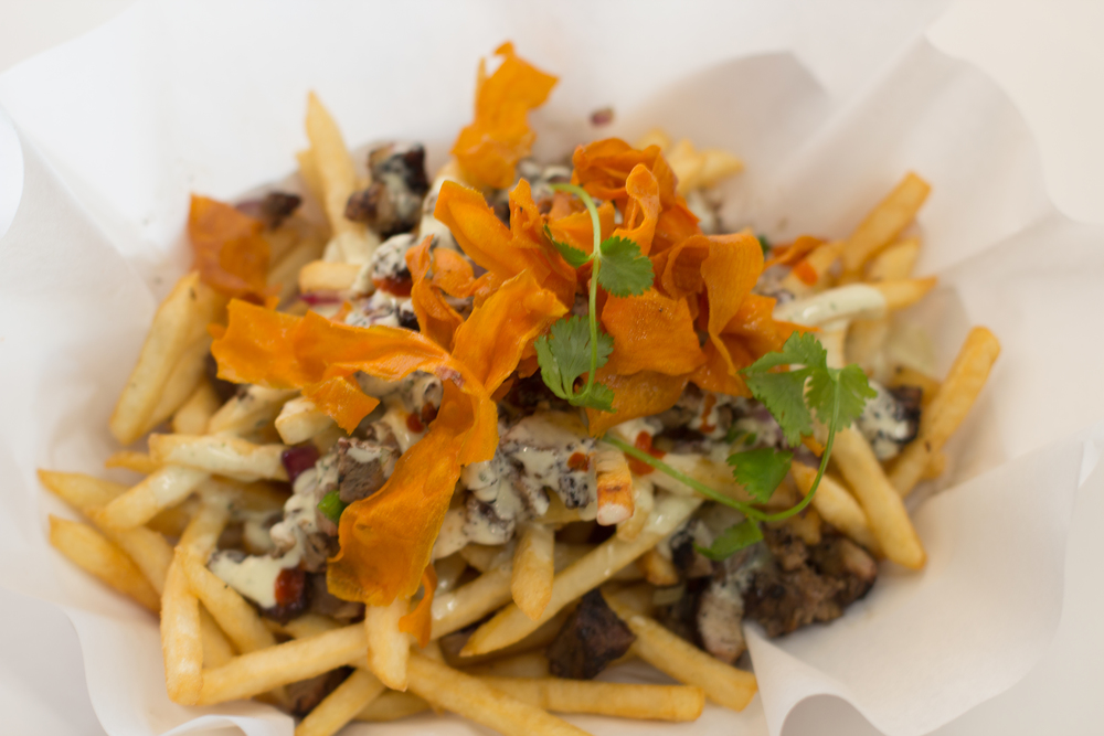 Sisig Fries