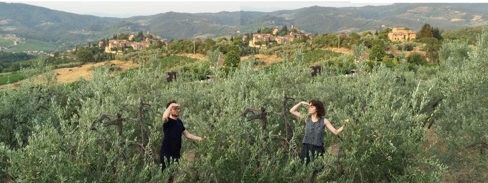 ECS: La Macina di San Cresci, Italy - July 2015