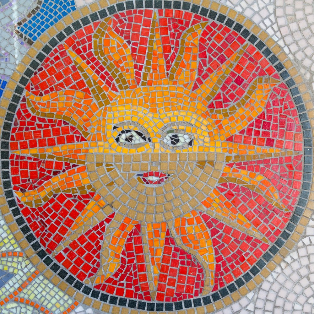 MOSAIC FLOOR DETAIL
