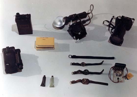 SEAL TEAM equipment