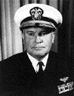 """P. D."" Stroop championed Sidewinder as Chief of the Bureau of Naval Weapons"