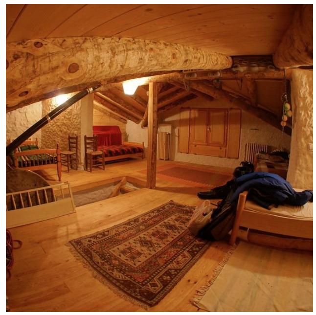 Dorm Style Lodging