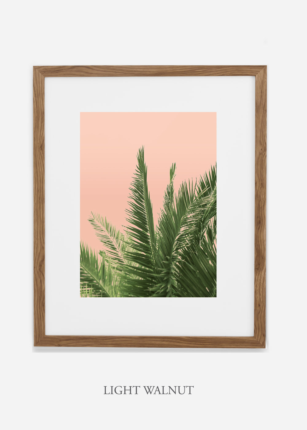 tropical_palmtree_interiordesign_PinkPalmNo2_LightWalnutFrame.jpg