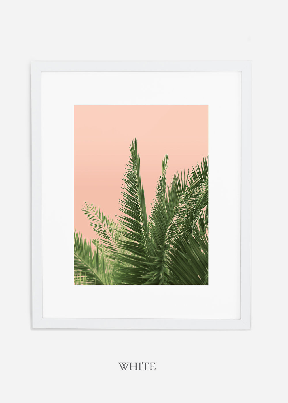 tropical_palmtree_interiordesign_PinkPalmNo2_WhiteFrame.jpg