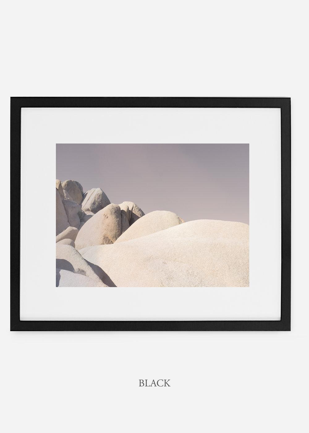 JoshuaTree_blackframe__Rocks No.5_interiordesign_cactusprint_art.jpg