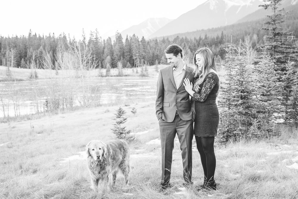 Calgary Engagement and Wedding Photography