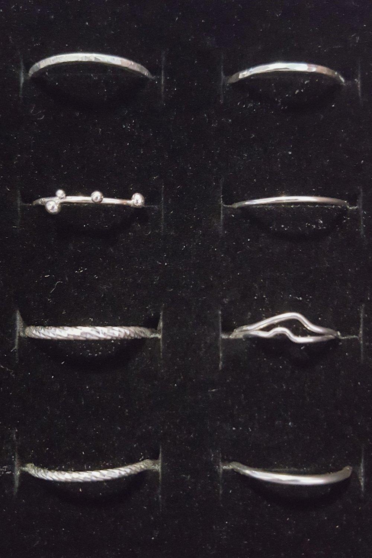 Rings, Silver Simple £25