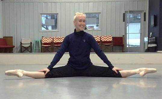 Christina Moore Schreivogel, Founder River Arts Ballet & Pivotal Ballet Project