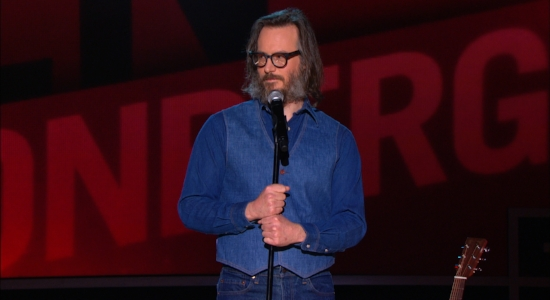Ben Kronberg Slinging Jokes on Comedy Central!