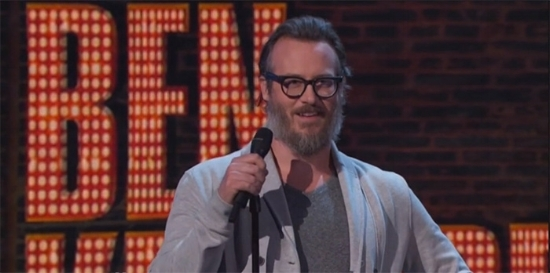 Ben Kronberg Last Comic Standing Pitch Lab