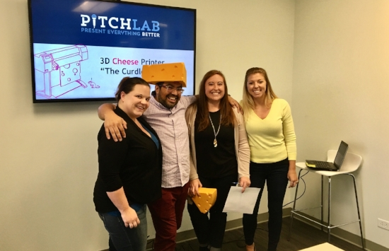 Pitch Lab Moore Communications Group
