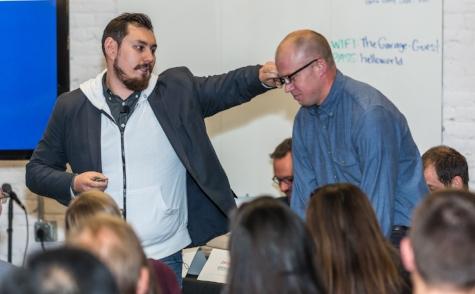 JD Lopez RJ Owen Pitch Lab Denver Startup Week