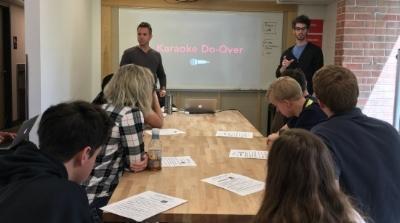 Colorado Academy - Public Speaking Workshop