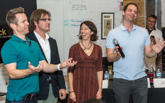 Pitch Lab Improv Comedy Workshop
