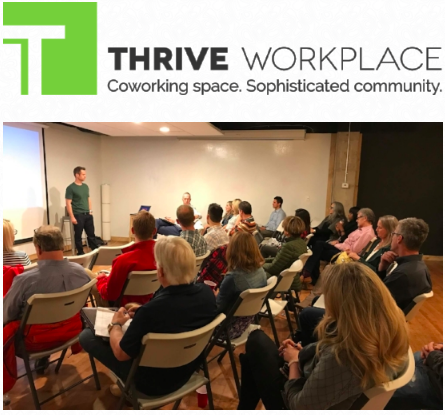 Thrive Workplace ft. Ben Kronberg!