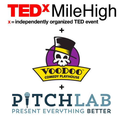 TEDxMileHigh Pitch Lab