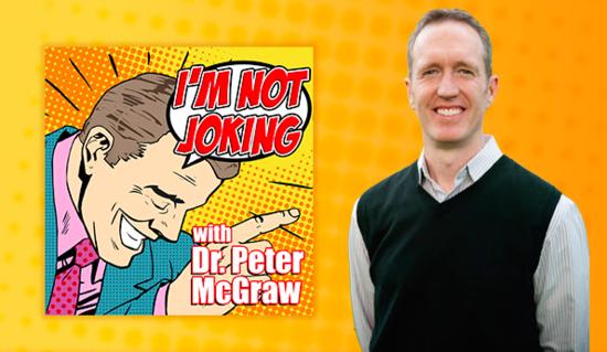 I'm Not Joking Podcast