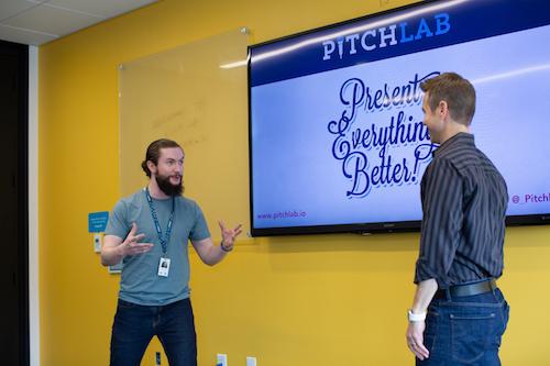 Pitch Lab & Xero Mirroring Improv