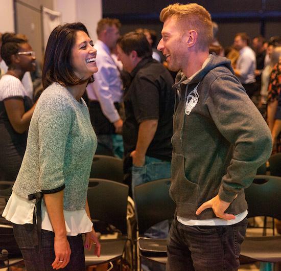 Pitch Lab Denver Startup Week Improv