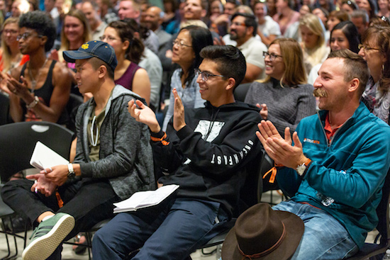 Pitch Lab Denver Startup Week Applause