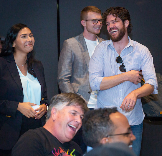 Pitch Lab Denver Startup Week Stand-Up Comedy