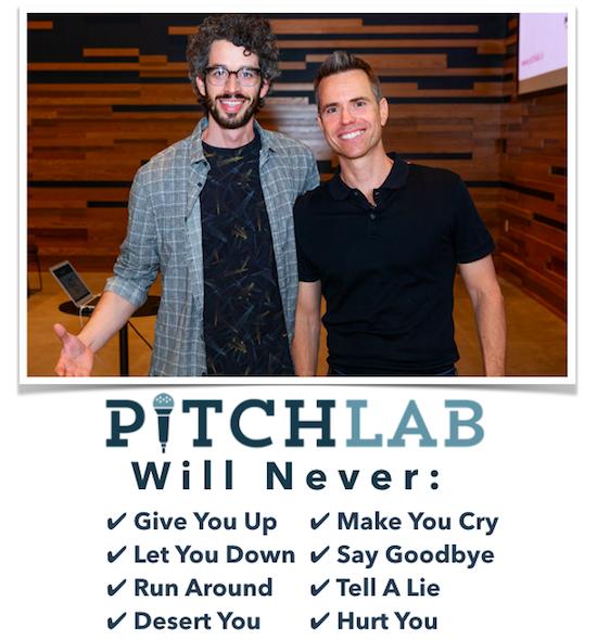 Pitch Lab EOS Guarantee