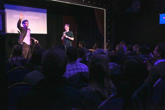 Voodoo TEDx Pitch Lab Daniel Reskin