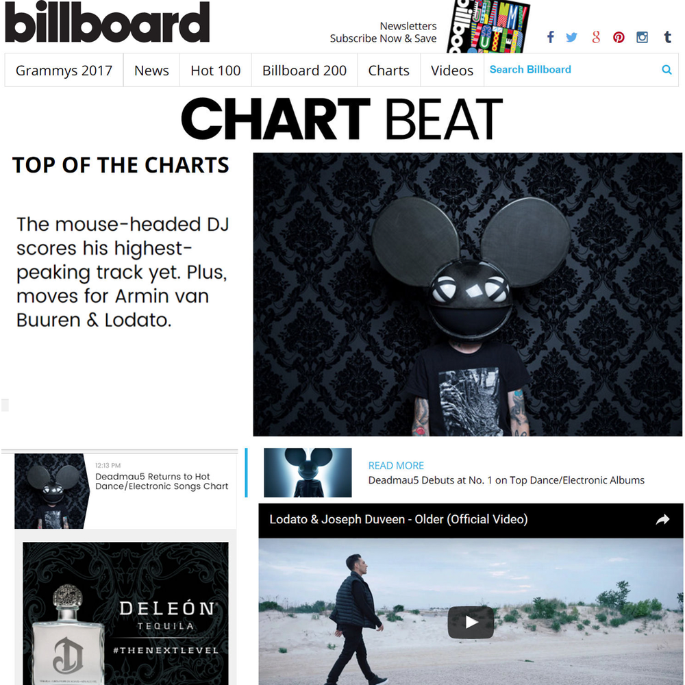 Billboard Chart Beat- Older