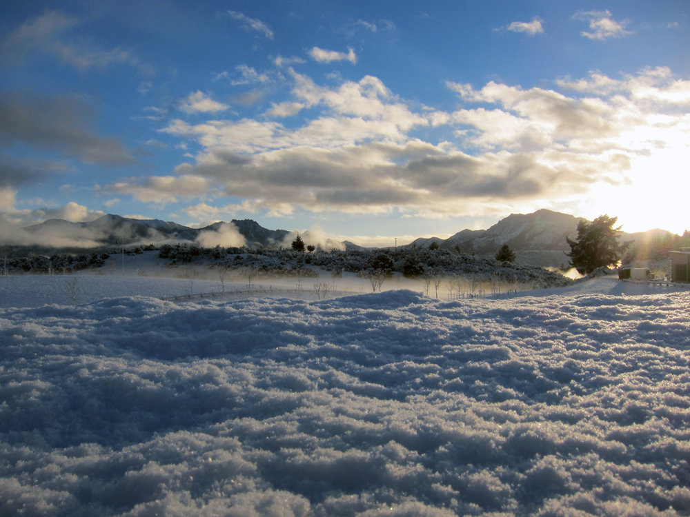 Wanaka, New Zealand, Winter 2015