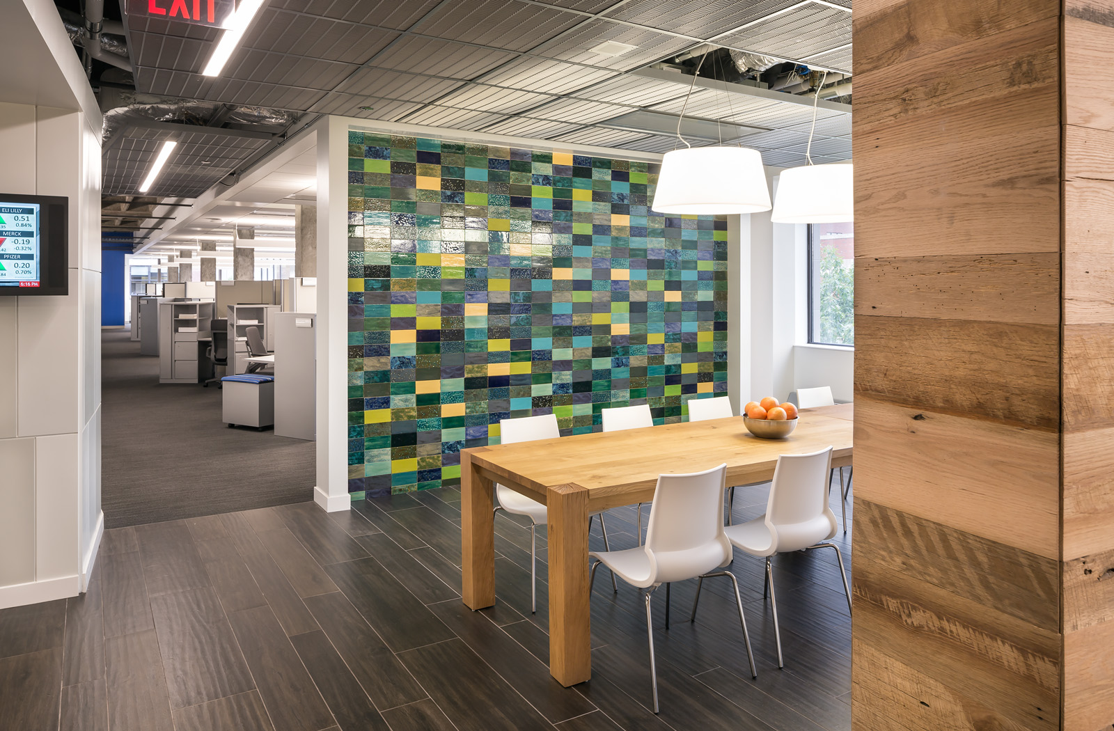 DkGr Has Been A Leader In Integrated Workplace Design The Indianapolis Area And Continues That