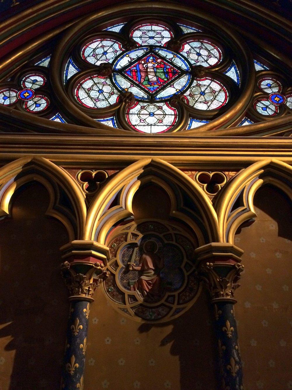Sainte-Chapelle, Paris