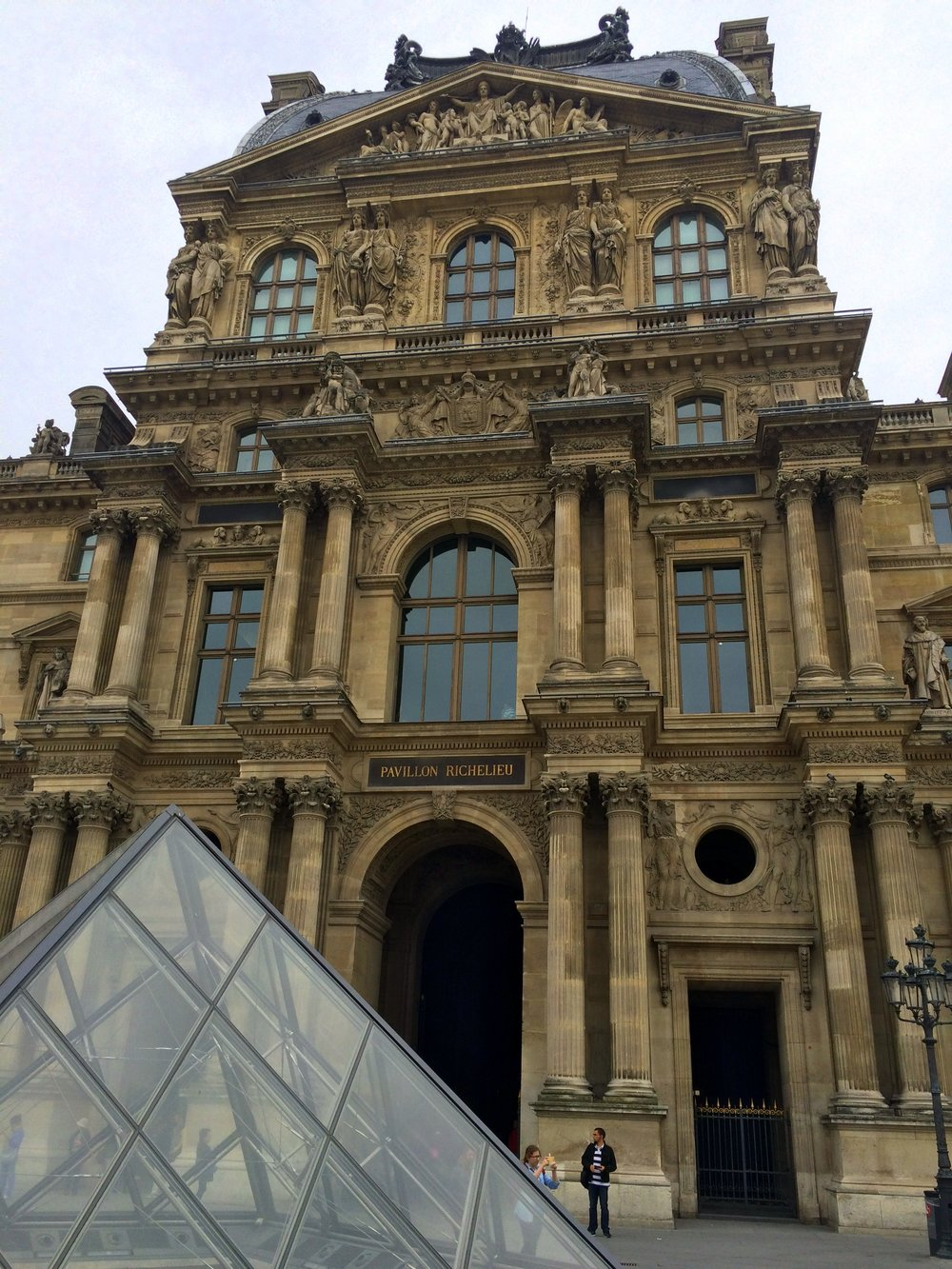 Musee du Louvre, France