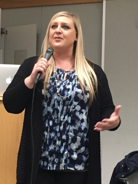 Layne Pavey of  I Did the Time  moderated our community conversation in Spokane, Washington on January 3, 2018.