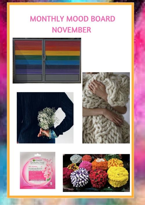 Mood board November
