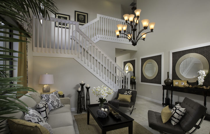 Bonterra Estates Miami Homes high ceiling.jpg