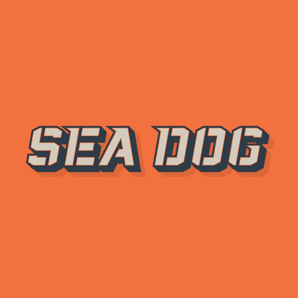 Sea Dog - Display Typeface