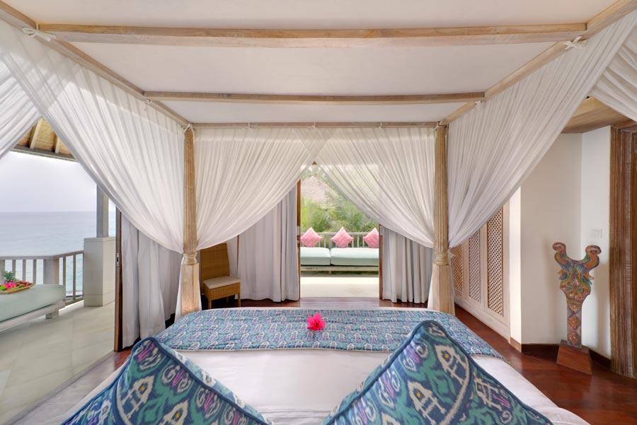 Luxury private villa in Bali