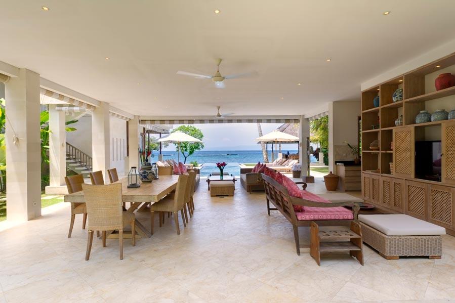 Five-star villa in Bali
