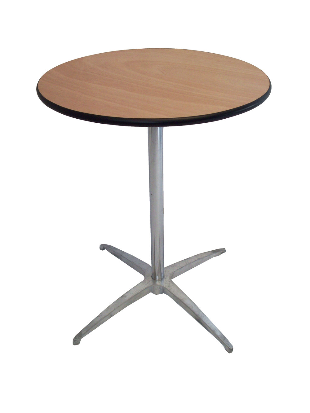 "36"" Tall Round Cocktail Table"
