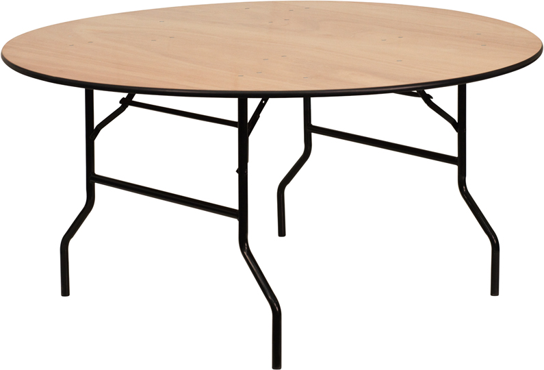 "60"" Round Banquet Table"