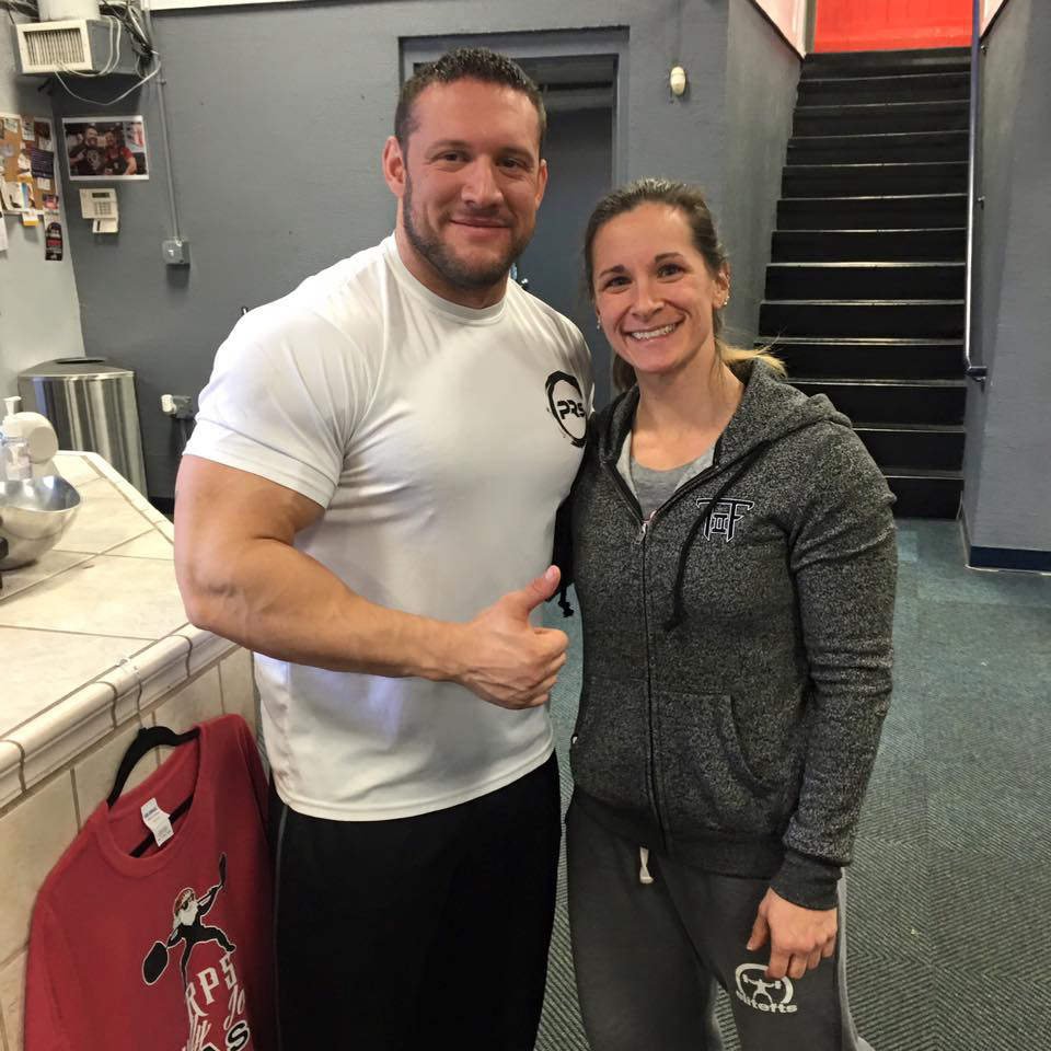 Julia Ladewski- Elite Level powerlifter, CSCS, Bella Forza, Elitefts Athlete