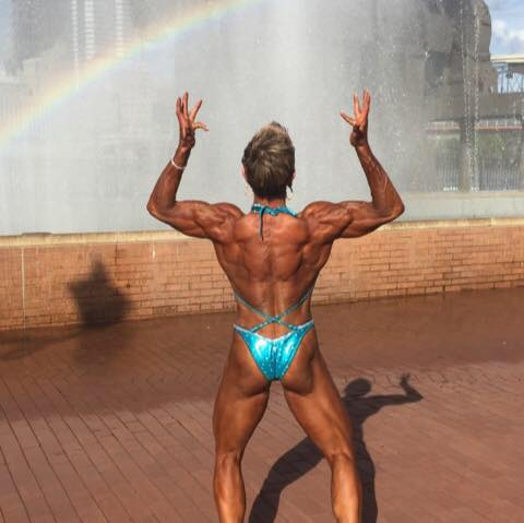 Mary Beck- IFBB Physique Pro