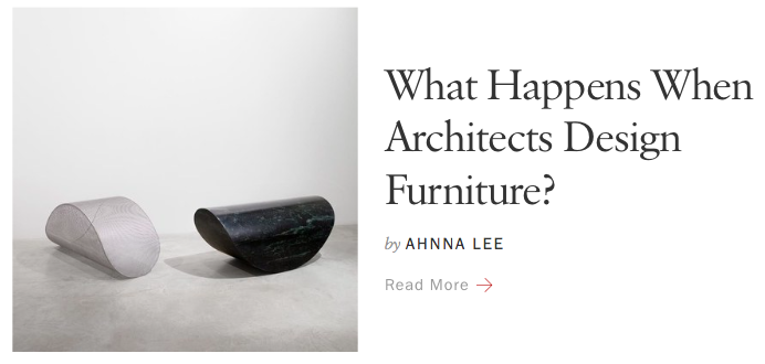 Architect Design Furniture