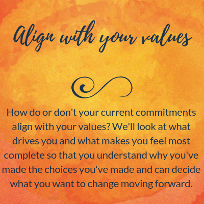 Align with your values