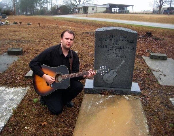 Blind Willie McTell's Grave