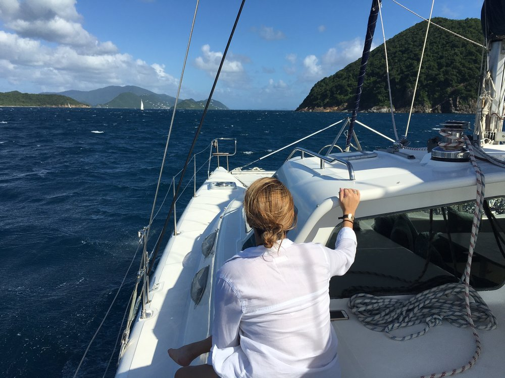 Set sail for Virgin Gorda