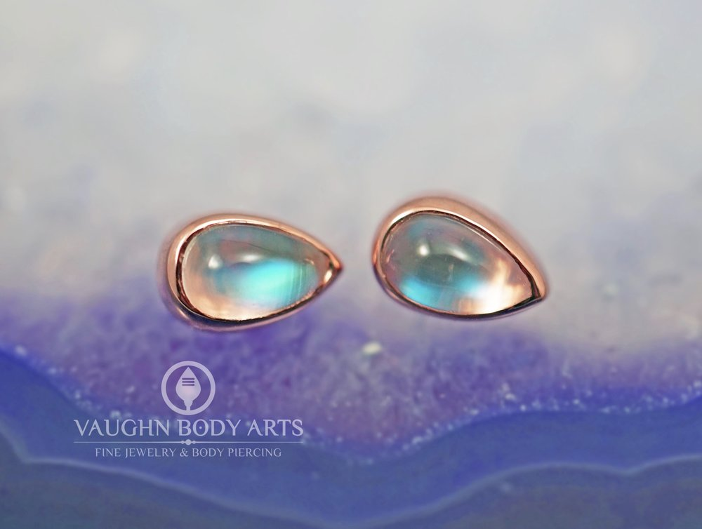 Pear cut Rainbow Moonstone.JPG
