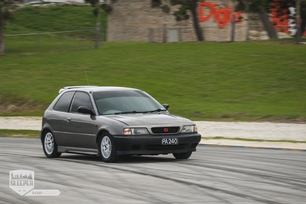 The Track Day Experience Sleeper Forest Events Coverage