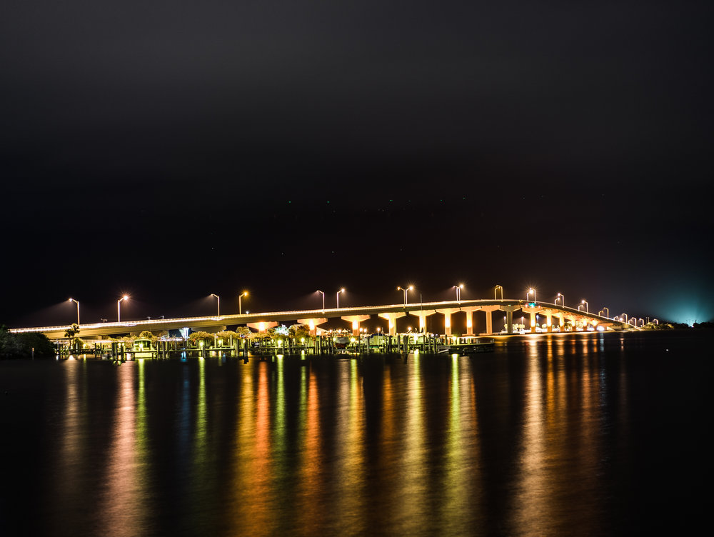 A. Max Brewer Bridge, Titusville, Florida